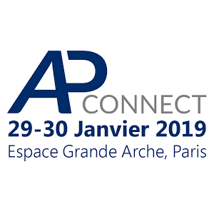 Salon AP Connect – 29 & 30 janvier 2019 – Paris-La Défense